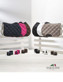 Equiline custom made saddlepad Lauren - 1