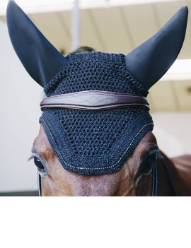 Kentucky Horsewear fly veil Wellington sparkling