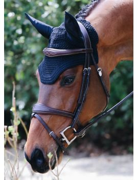 Kentucky horsewear fly veil Wellington soundless