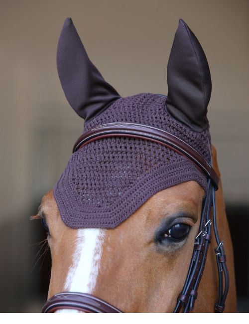Kentucky horsewear fly veil Wellington - 1