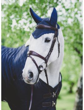 Kentucky Horsewear fly veil soundless ears - 2