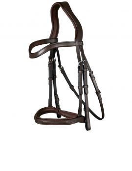 Dyon La Cense Collection Bridle cavesson noseband - 2