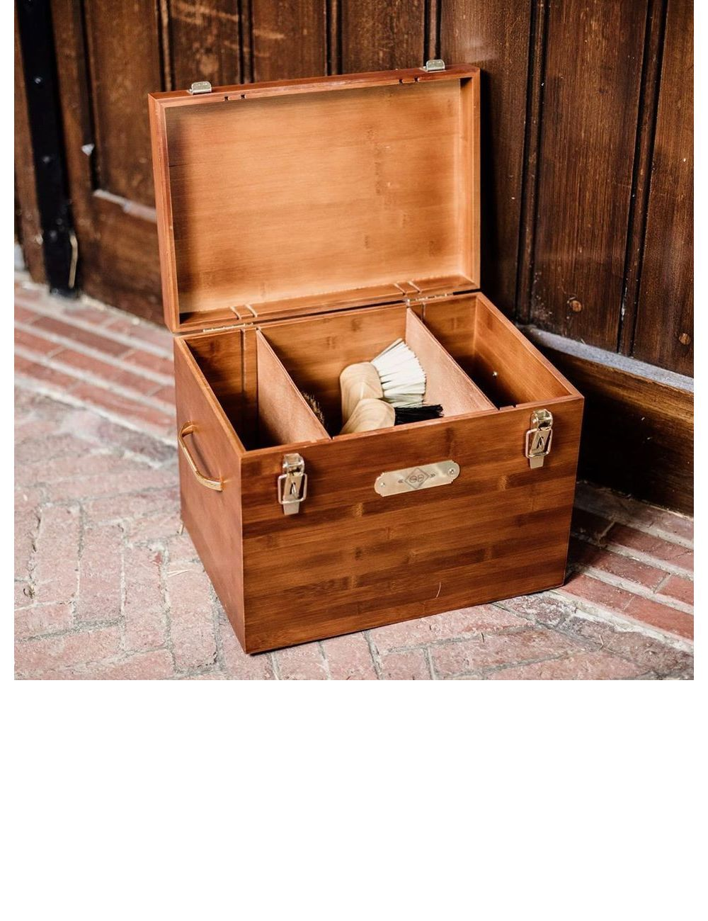 Grooming Deluxe Putzkoffer Tack Box - 1