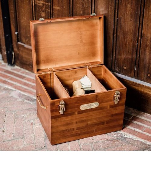 Grooming Deluxe Tack Box - 1