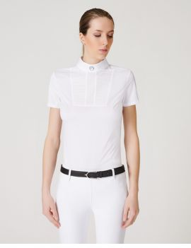 Vestrum Competition shirt short sleeves ladies Baltimora - 1