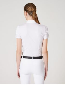 Vestrum Competition shirt short sleeves ladies Baltimora - 2