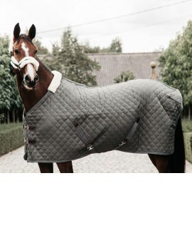 Kentucky horsewear stable rug 400g grey green Limited Edition - 1
