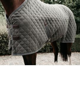 Kentucky horsewear Stalldecke grau grün Limited Edition - 1