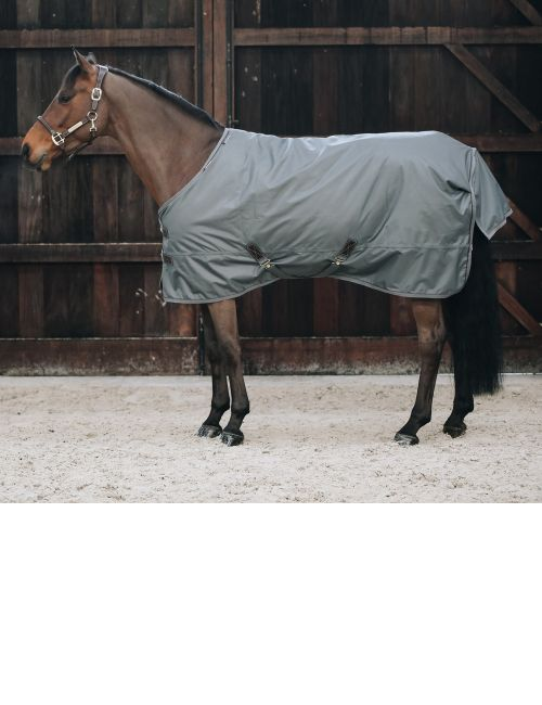 Kentucky Horsewear Turnout Rug All Weather 160g grey green - 1
