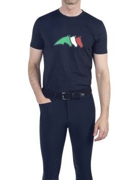 Equiline t-shirt men Team Riders - 1