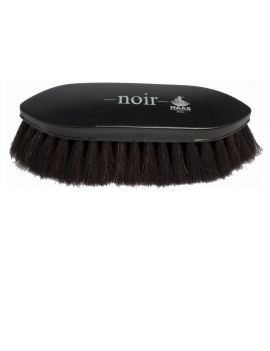 Haas Horse Brush Noir Dandy large - 1