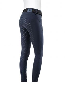 Eqode breeches ladies full-grip high waist navy - 1
