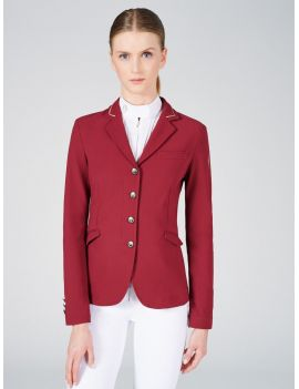 Vestrum Women's Canberra Competition Jacket dark red - 1