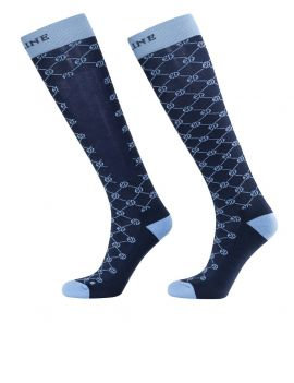 Equiline horse riding socks Erebus - 1