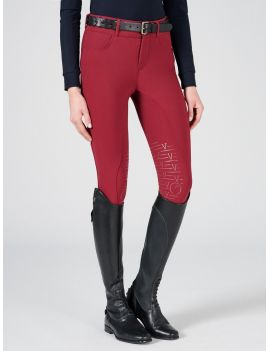 Vestrum riding breeches ladies Le Havre bordeaux - 1