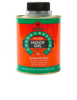 CDM Hoof Oil Cornucrescine Tea Tree 500 ml - 1