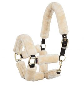 Premiere Halter Artificial Fur - 1