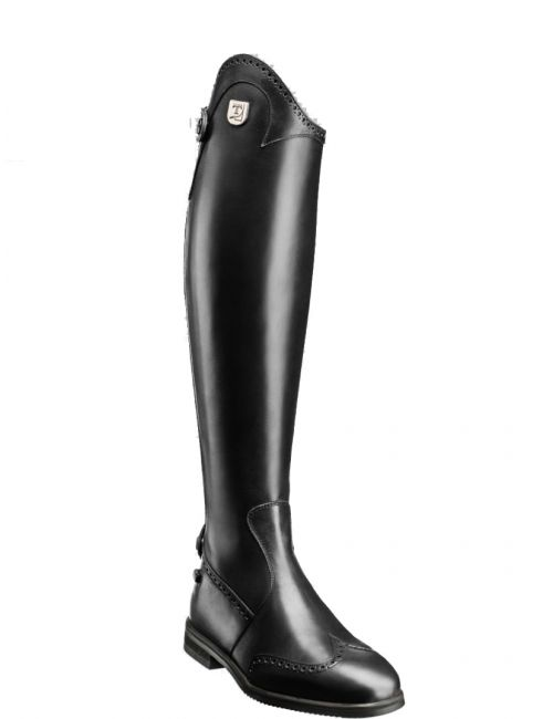 Tucci riding boots Marilyn punched - 1
