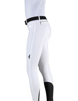 Equiline riding breeches knee grip Ash - 6
