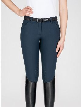 Equiline riding breeches knee grip Bice - 1