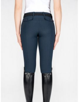 Equiline riding breeches knee grip Bice - 3