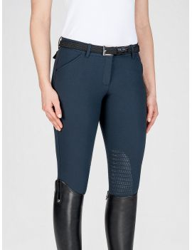 Equiline riding breeches knee grip Bice - 2