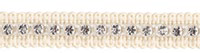 S005 beige strass (middle)